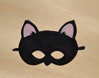 Child Cat Mask