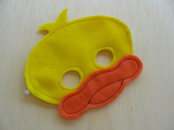 Childs Duck Mask