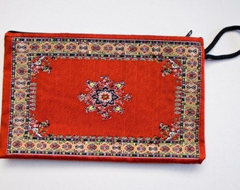 Turkish Woven Purse (#9)