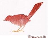 Red Bird transfer