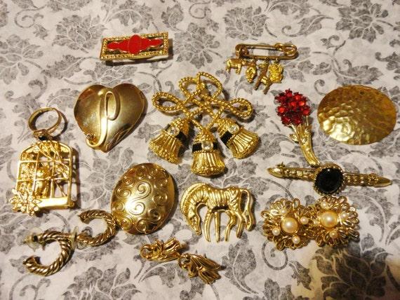 Destash a bunch of costume jewelry for you Destash