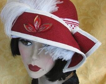 1930s Cloche Hat