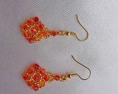 Eternal Flame earrings