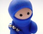 Little Blue Ninja Companion