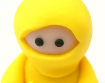 Little Yellow Ninja with Sword