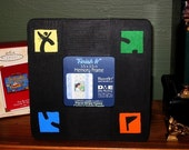 Geocaching Geocacher Geocache Desk Picture Frame