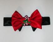 Christmas Dog Bow Tie