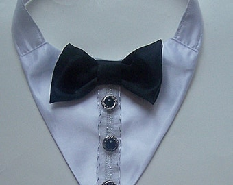 Tuxedo Collar For That Dog in Your Wedding