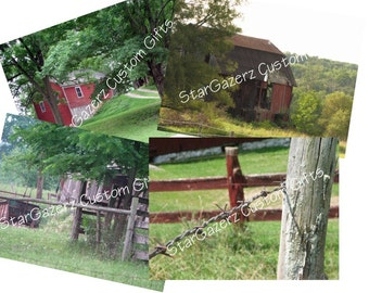 NOTE CARDS - Country Life - Set 3