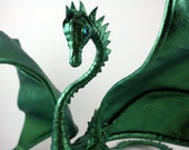 Green Leather Dragon