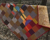 Take me to your leader Quilt