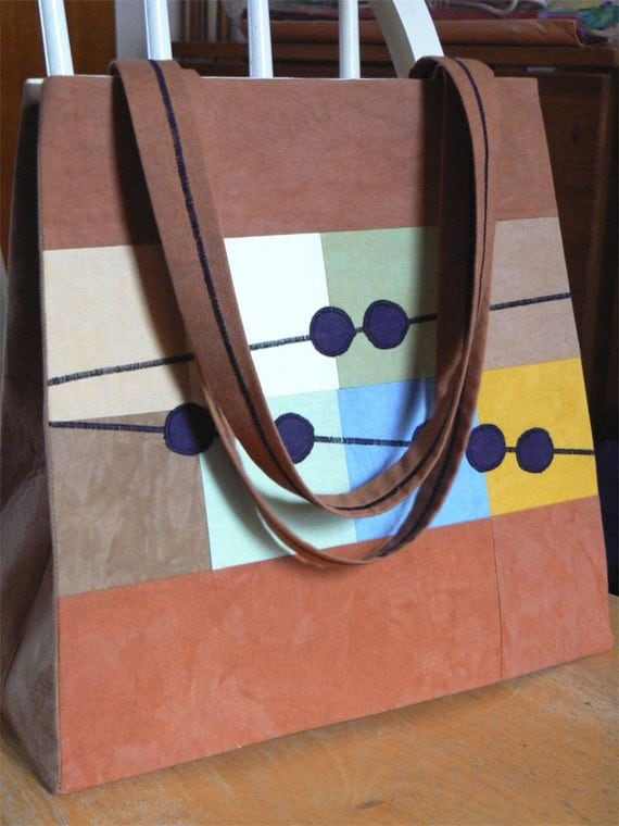 ON SALE  Beads on a Wire Bag
