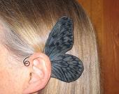 Fairy Wings Sexy Black on Black   Oooo la LA