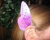 Pink/Lavender Cicada Fairy Ear Wings