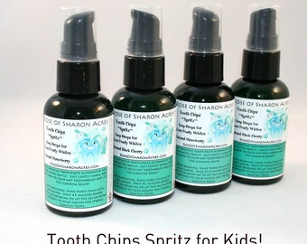 Tooth Chips Spritz for Kids - Soap for Teeth