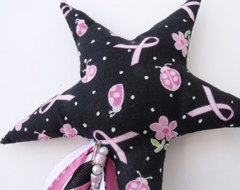 Cancer Awareness Star  Fairy Godmother Wand