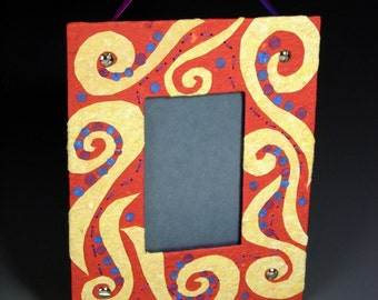Swirl Picture Frame
