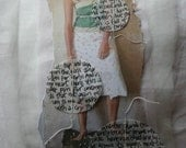 a tribute to edna st vincent millay ALTERED ART\/HAVING FUN