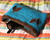 Fancy Felted Eyeglass Case
