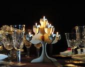 CUSTOM Wedding Table Centerpiece Candelabra