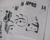 HPRS 14 -- Personal\/art zine