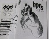 HPRS 12 -- Personal\/art zine