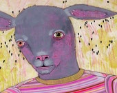 black sheep - original painting