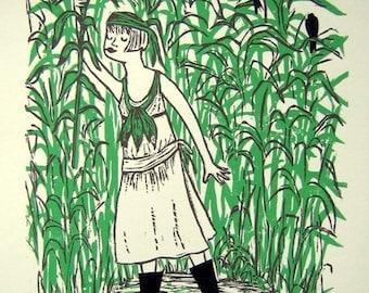 Corn Princess