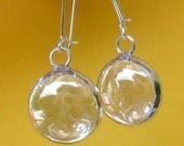 Sway Earrings - Crystal