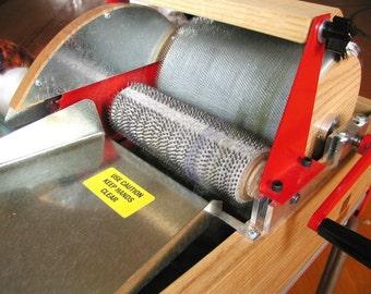 Strauch FINEST Chain Drive Drum Carder