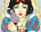 Snow White Vida Loca