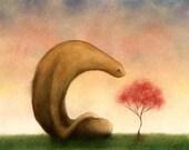 Tranquil Restoration - 5 x 7 fine art print