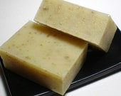 BREATHE EASY - Cold Process Soap with Spearmint and Eucalyptus