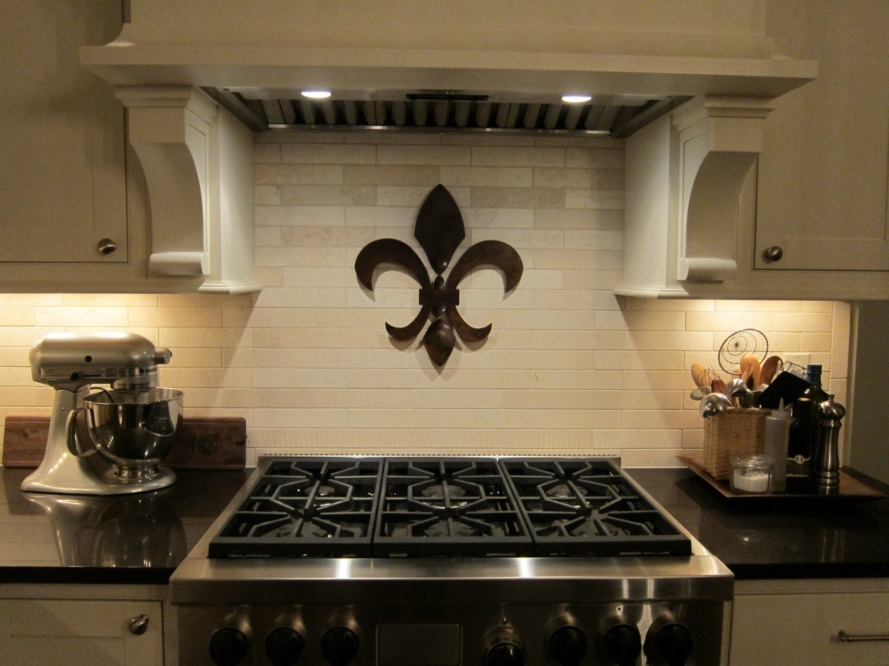 Download Fleur De Lis Products Popular Steel Twisted Hanging Sculpture