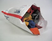 Organic Fabric Scrap Bag
