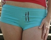Bon Appetite Hot Shorts Size MEDIUM