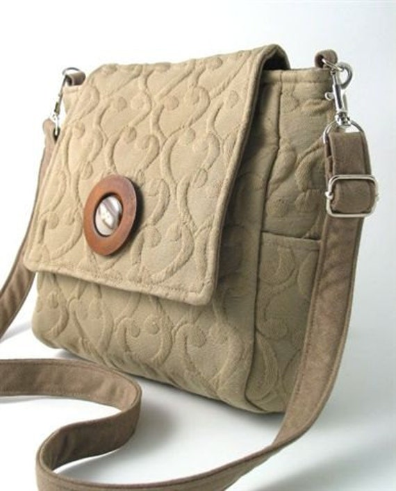 3 Way bag use it as backpack, messenger, or hobo