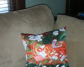 ON SALE--Mandarin Duck Pillow