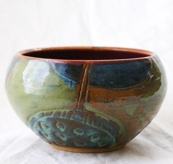 Lotus seed bowl