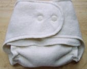 Diapering Bundle - 6 One Size Fits All Fitted with Snaps