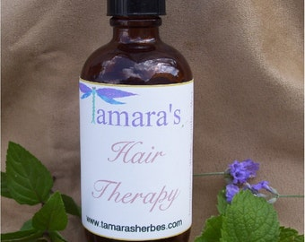 Hair Therapy  All Natural
