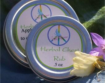 Herbal Chest Rub