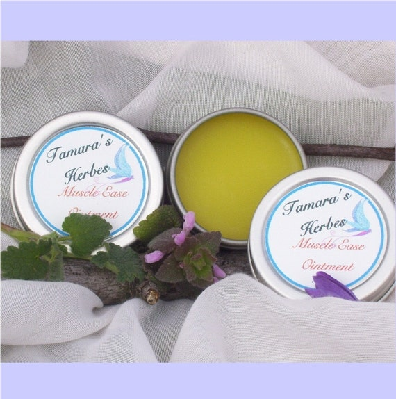 Herbal Ointment Muscle Ease