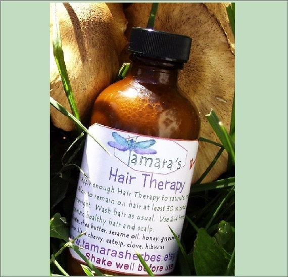 All Natural Hair Therapy