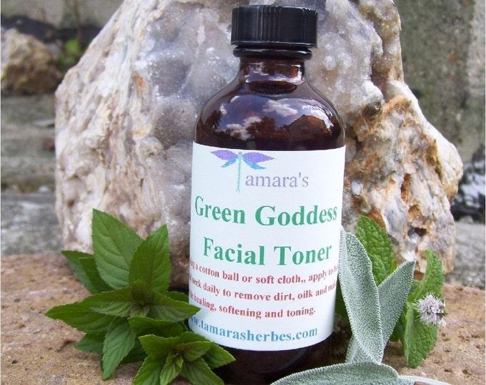 All Natural Facial Toner