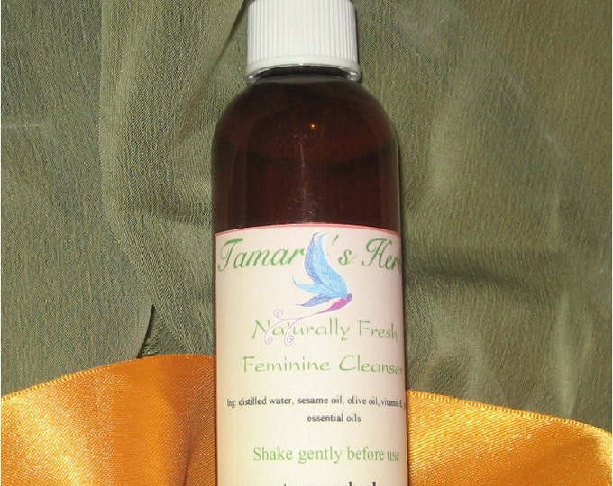 Naturally Fresh Feminine Cleanser Spray