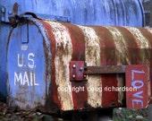 fold and mail grab bag  PAY IT FORWARD  PIF