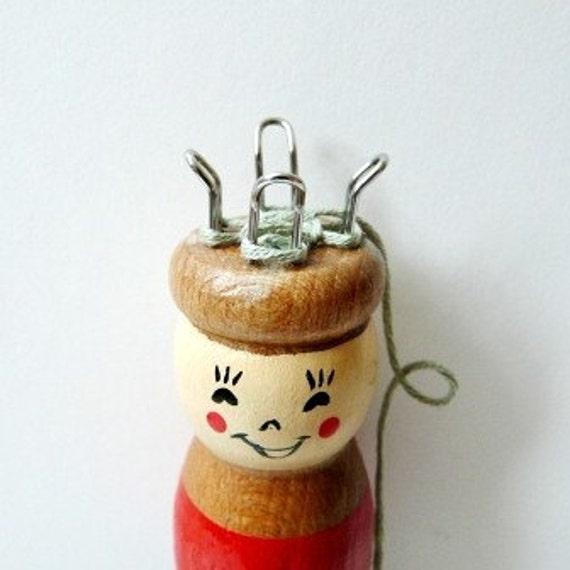 Petit Tricoteur 5 x 5 print