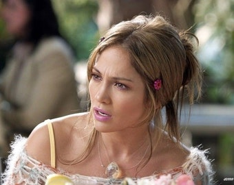 Free Shipping - Monster in Law Jennifer Lopez pineapple quartz necklace(Small)