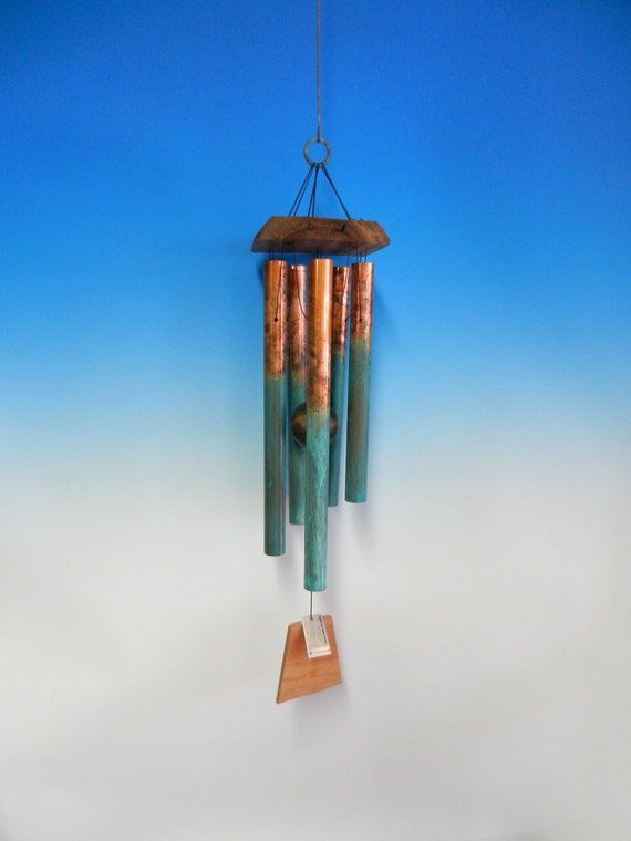 how to make copper pipe wind chimes
